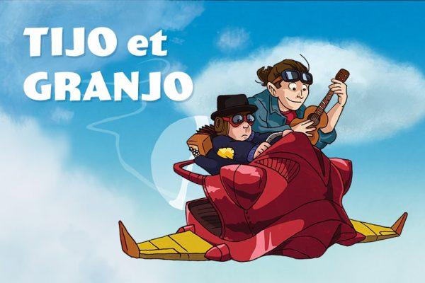TiJo et GranJo
